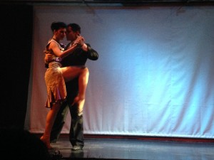 Tangoshow in Buenos Aires